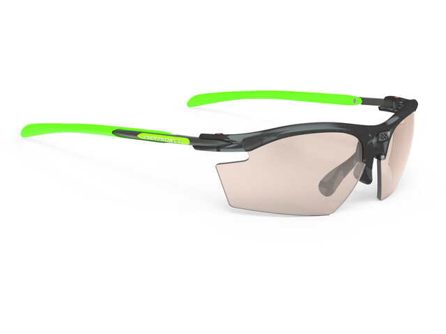Rudy Project Rydon Okulary rowerowe, frozen ash - impactx photochromic 2 laser brown